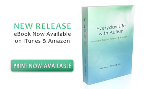 """Everyday Life with Autism"" Is Available in Print"