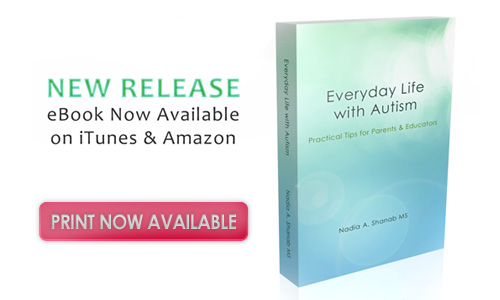 """""""Everyday Life with Autism"""" Is Available to Order"""